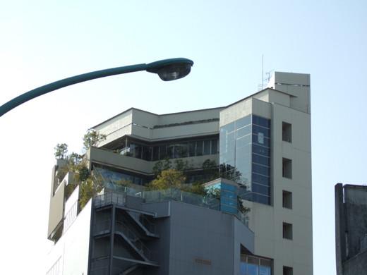 渋谷宮下公園のほうへ下る坂3