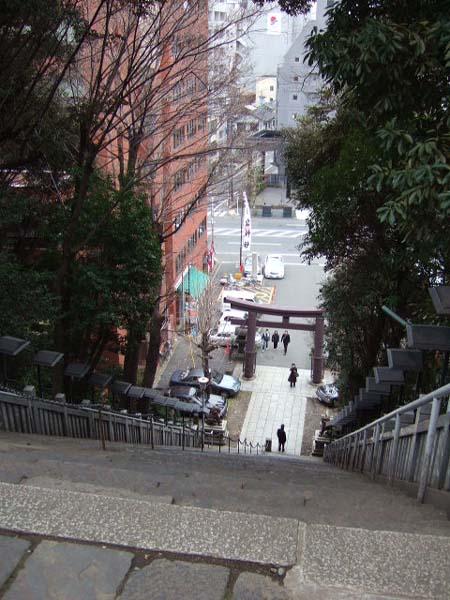 愛宕坂[男坂] (NO.121) 1