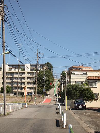 岡本三丁目の坂 [東京富士見坂](NO.257)1