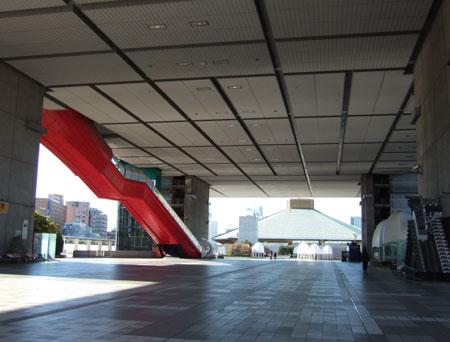 なんとなく江戸東京博物館2