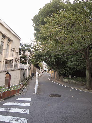 行人坂(NO.266) 1