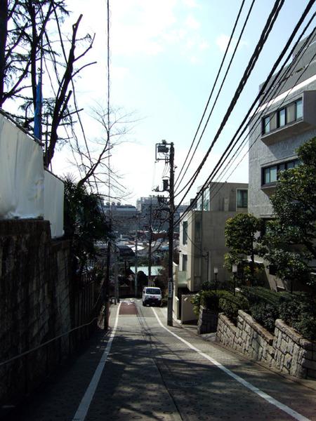 (目黒・富士見坂)3