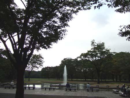 代々木公園のひろい方02