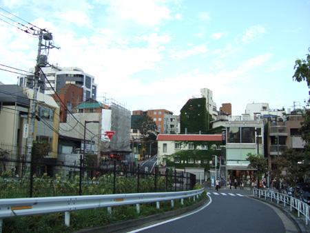 代官山坂(NO.152)2