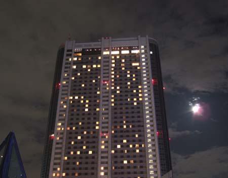 東京ドームのホテル