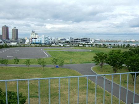 そなエリア東京に行ってみた。9