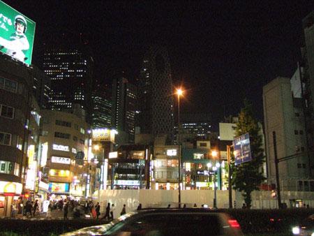 西新宿のすきまw