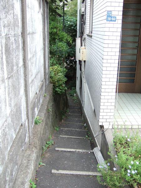 05_六本木ヒルズの消えた階段