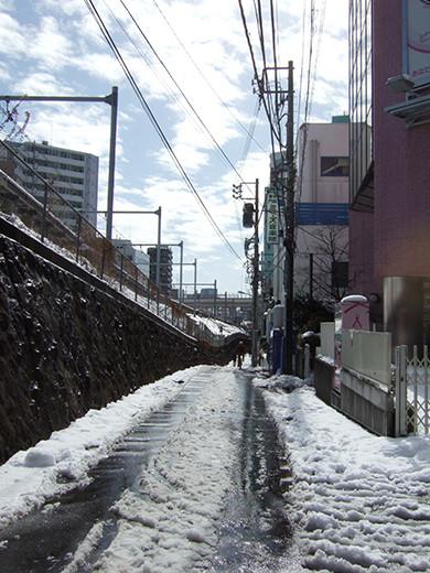 渋谷雪景2014_09