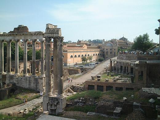 ローマの坂道1
