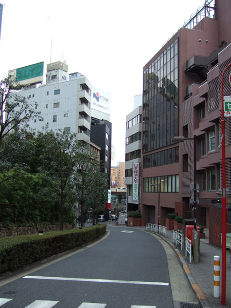 とある街の風景(間坂)4