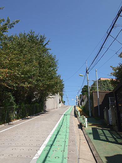 岡本三丁目の坂 [東京富士見坂](NO.257)4