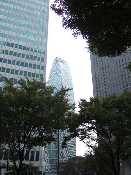 とある街の風景178(コクーンタワー)