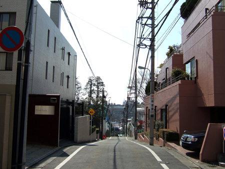 (目黒・富士見坂)6