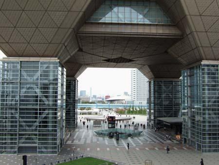 東京ビックサイト3