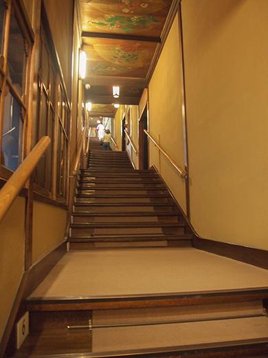 目黒雅叙園の百段階段をぶらり2