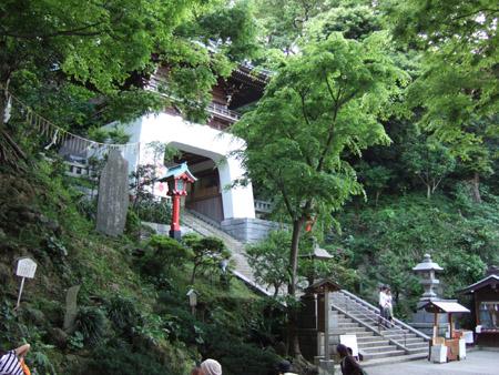 江ノ島の階段散歩2