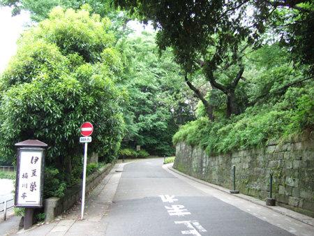 上野東照宮の女坂?1