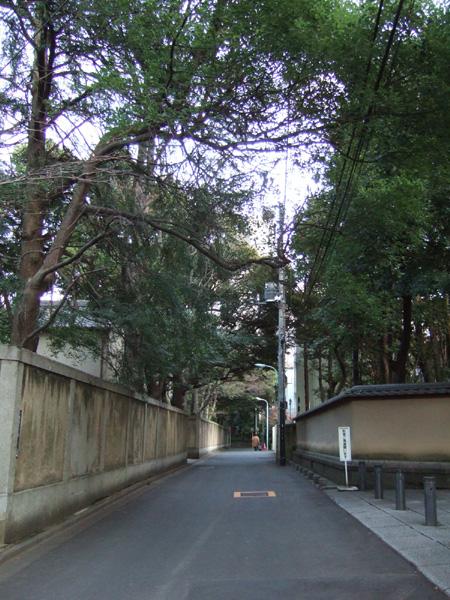 本氷川坂 (NO.130) 2
