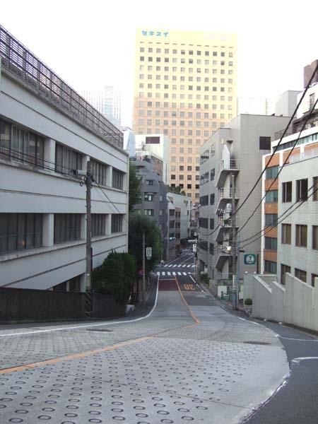 江戸見坂 (NO.119) 2