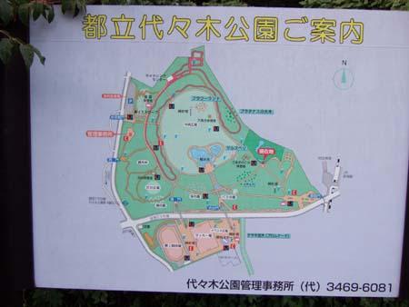 代々木公園のひろい方04