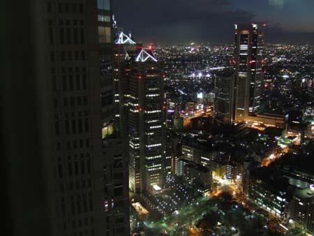 都庁からの夜景3