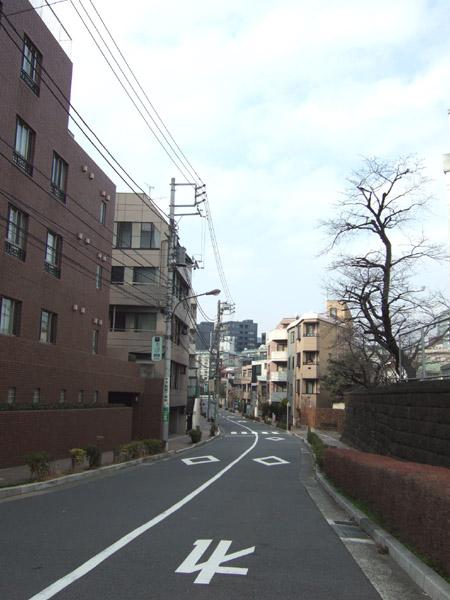 いもり川階段4