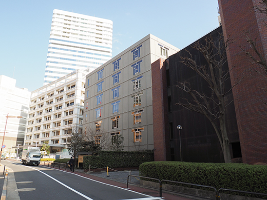 千代田区 : 東京坂道さんぽ