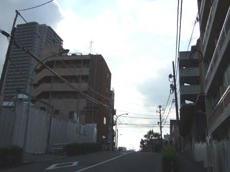 衆楽坂(NO.153)2