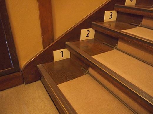 目黒雅叙園の百段階段をぶらり1