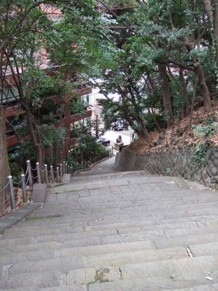 愛宕坂[女坂] (NO.122) 3