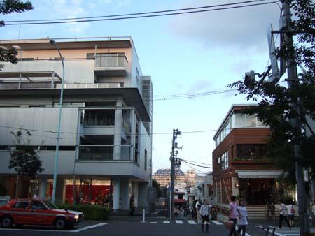 代官山の猿楽塚01