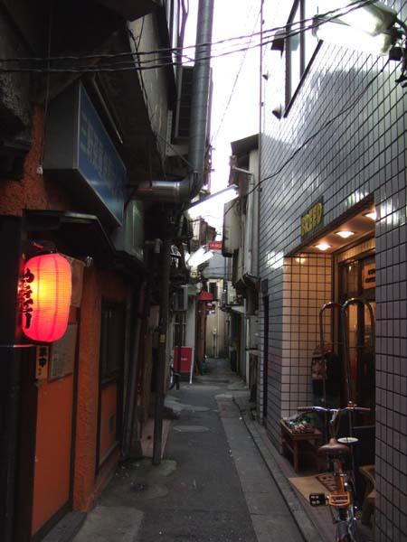 三軒茶屋の横丁2