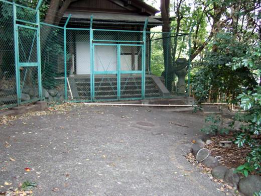 渋谷氷川神社のぐるぐるスロープ5