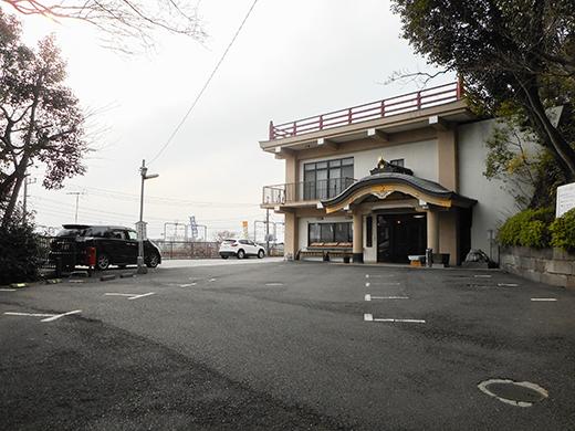 多摩川浅間神社の男坂?6