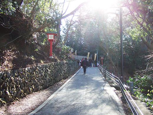 高尾山の女坂(NO.249)5