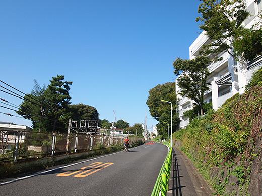 行善寺横の階段-8
