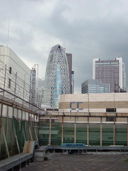 新宿三越アルコットの神社6