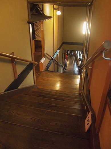 目黒雅叙園の百段階段をぶらり8