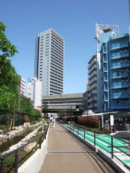 目黒川緑道1