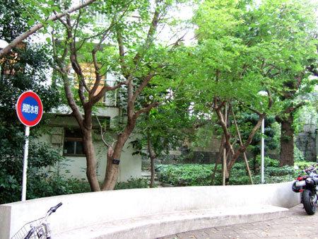 01_六本木ヒルズの消えた階段