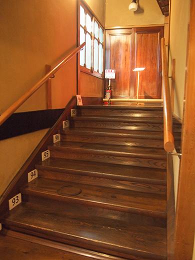 目黒雅叙園の百段階段をぶらり6