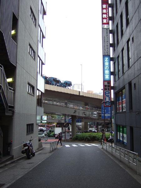 とある街の風景(間坂)2