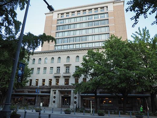 横浜・関内の「日本大通り」をぶらぶら6