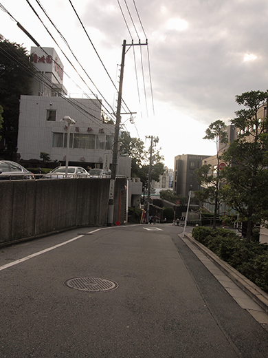 行人坂(NO.266) 14