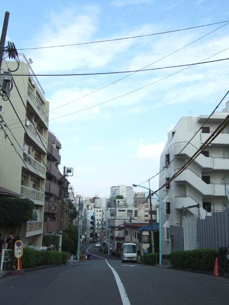 衆楽坂(NO.153)1