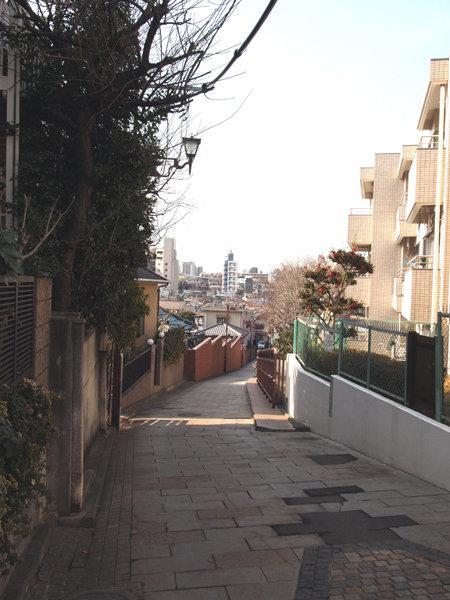とある街の風景186(日暮里富士見坂)1