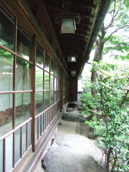 森鴎外旧居跡5