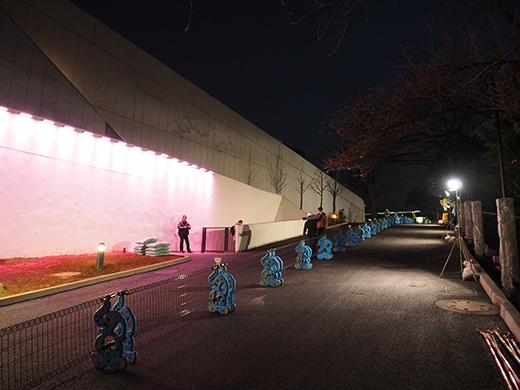 品川・柘榴坂の夜散歩4