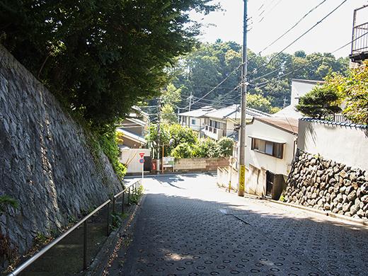 無名坂(NO.255)5